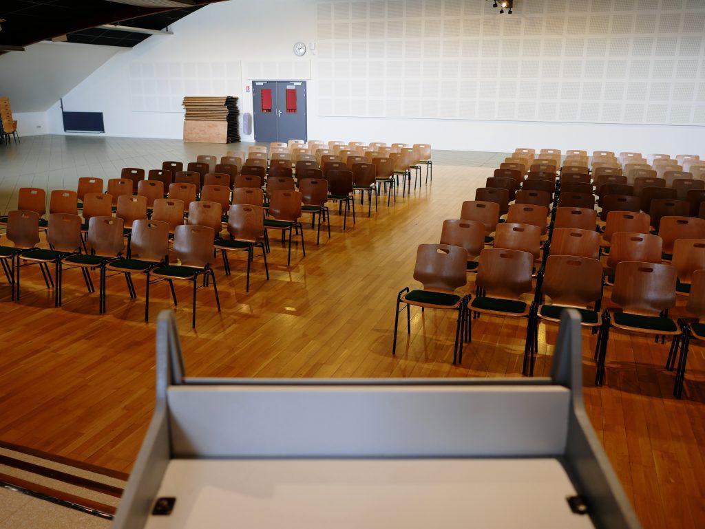 Lons-le-Saunier-Juraparc-Mezzanine-Conférences-Réunions-Assemblées-Générales-Repas